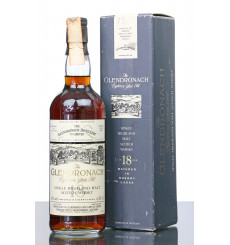 Glendronach 18 Years Old 1973 - Sherry Casks (75cl)