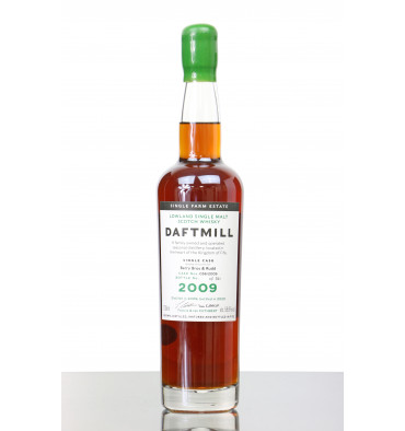Daftmill 2009 - 2020 Berry Bros. Exclusive Single PX Hogshead