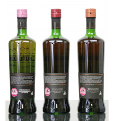 Macallan 22 Years Old - SMWS The Jazz Trio (3x70cl)