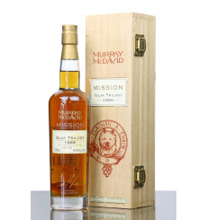 Islay Trilogy 36 Years Old 1969 - Murray McDavid Mission Series