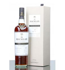 Macallan 1997 - 2018 Exceptional Single Cask No.14813/12