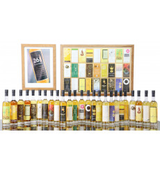 SMWS 26 Malts Collection (26x50cl) + 2 Framed Prints
