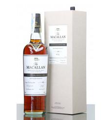 Macallan 2003 - 2017 Exceptional Single Cask No.9100/13 (UK Exclusive)
