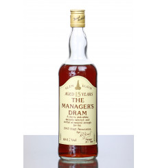 Glen Elgin 15 Years Old - The Manager's Dram 1988