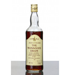 Caol Ila 15 Years Old - The Manager's Dram 1990