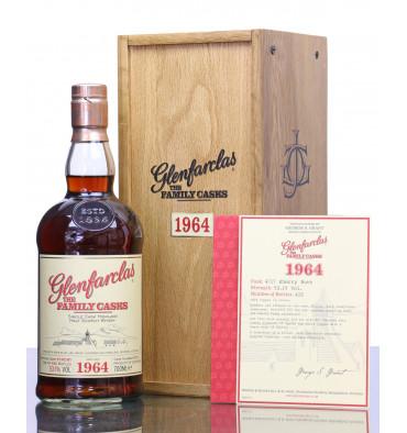 Glenfarclas 1964 - 2007 The Family Casks No.4717