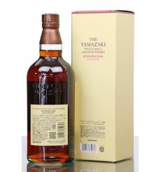 Yamazaki Spanish Oak - 2020 Edition Suntory