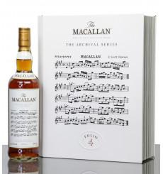 Macallan The Archival Series - Folio 4