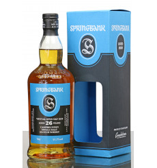 Springbank 26 Years Old 1993 - Virtual Open Day 2020