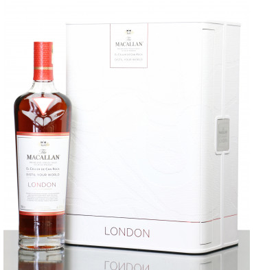 Macallan Distil Your World - London Edition