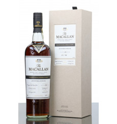 Macallan 2002 - 2017 Exceptional Single Cask No.2339/05