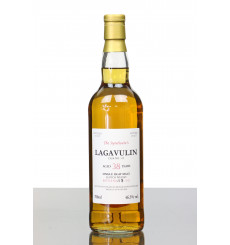 Lagavulin 38 Years Old 1979 - The Syndicate's Cask No.115