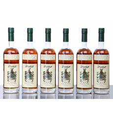Willett 6 Years Old - 'Lexington' Single Barrel Family Estate (6x 70cl)