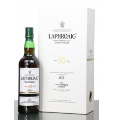 Laphroaig 30 Years Old - The Ian Hunter Story (Book 2 Building An Icon)