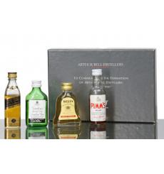 Arthur Bell Distillers Miniatures Set (5cl x4)
