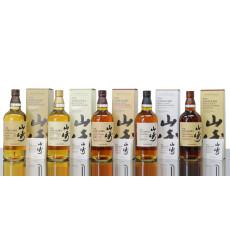 Yamazaki - Suntory 2020 Editions (5x70cl)