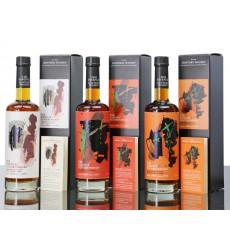 Yamazaki - The Essence Of Suntory Whisky (3x50cl)