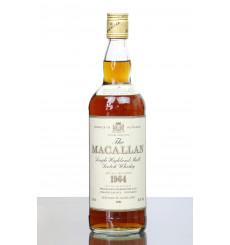 Macallan 1964 - 1981 Special Selection