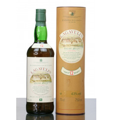 Lagavulin 12 Years Old - White Horse Distillers (75cl)