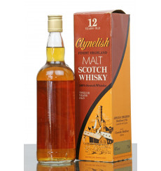 Clynelish 12 Years Old - Ainslie & Heilbron 100°Proof (75cl)