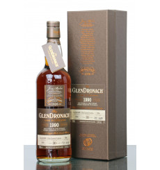 Glendronach 30 Years Old 1990 - Single Cask No.7006