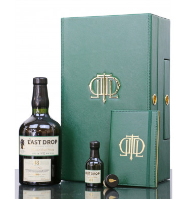 Blended 48 Years Old 1965 - 2014 The Last Drop Including Mini