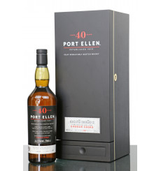 Port Ellen 40 Years Old 1979 - 9 Rogue Casks