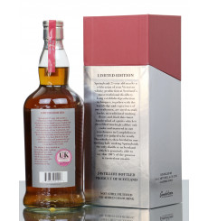 Springbank 25 Years Old - 2021 Limited Edition