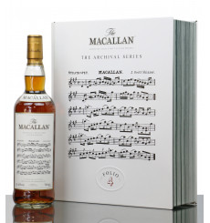 Macallan The Archival Series - Folio 4