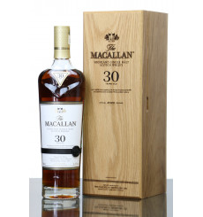 Macallan 30 Years Old  Sherry Oak - 2020 Release