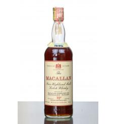Macallan 1939 - G&M 70° Proof