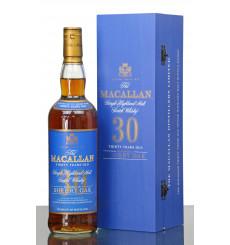 Macallan 30 Years Old - Sherry Oak (90's-00's)