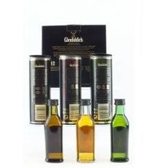 Glenfiddich Miniature Set - 3 x 5cl
