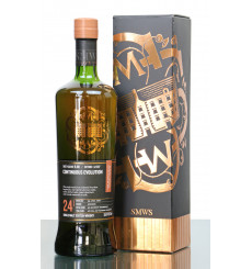 Glen Grant 24 Years Old 1996 - SMWS 9.181