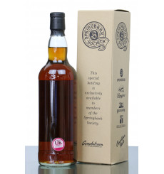 Springbank 8 Years Old 2012 - Selected for Springbank Society Members