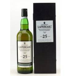 Laphroaig 25 Years Old - Sherry Cask