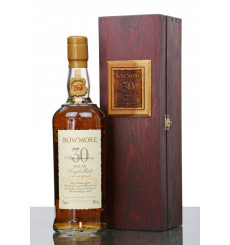 Bowmore 30 Years Old 1963 - 30th Anniversary