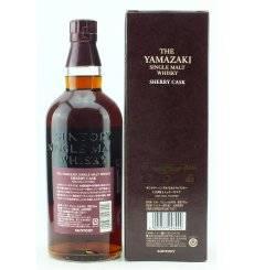 Yamazaki Sherry Cask - 2013 Release