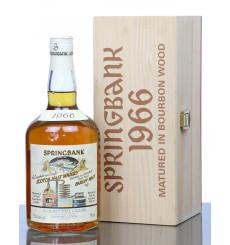 Springbank 1966 - 1998 Local Barley Bourbon Cask No.479 (75cl)