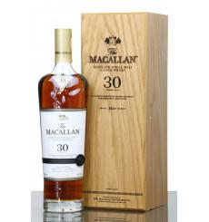 Macallan 30 Years Old  Sherry Oak - 2021 Release