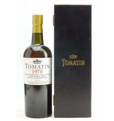 Tomatin 1970 - Single Cask 2007