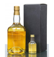 Springbank 15 Years Old 1979 - Quaich Society University Of St Andrews Open Championship 1995 & Mini