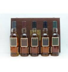 John Dewar's & Sons 2003 - Whisky Malt Collection (5 x 35cl)