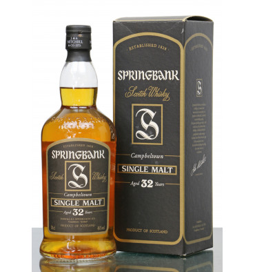 Springbank 32 Years Old