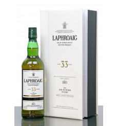 Laphroaig 33 Years Old - The Ian Hunter Story (Book 3 Source Protector)