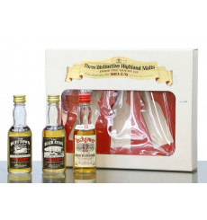 House of Bell's 70° Proof Miniature Set - 3 x 5cl