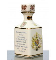 Laphroaig Pointers - HRH Prince Charles 70th Birthday (10cl)