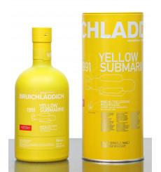 Bruichladdich 25 Years Old 1991 Yellow Submarine - WMDIII The Legend Resurfaces