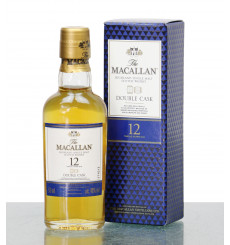 Macallan 12 Years Old - Double Cask Miniature