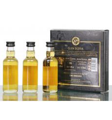 Glen Scotia Tasting Collection - Miniatures (x3) 5cl